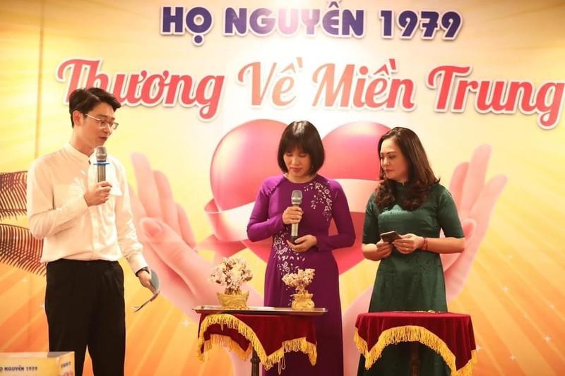 """Họ Nguyễn 1979 Việt Nam """"Thương về miền Trung"""""""