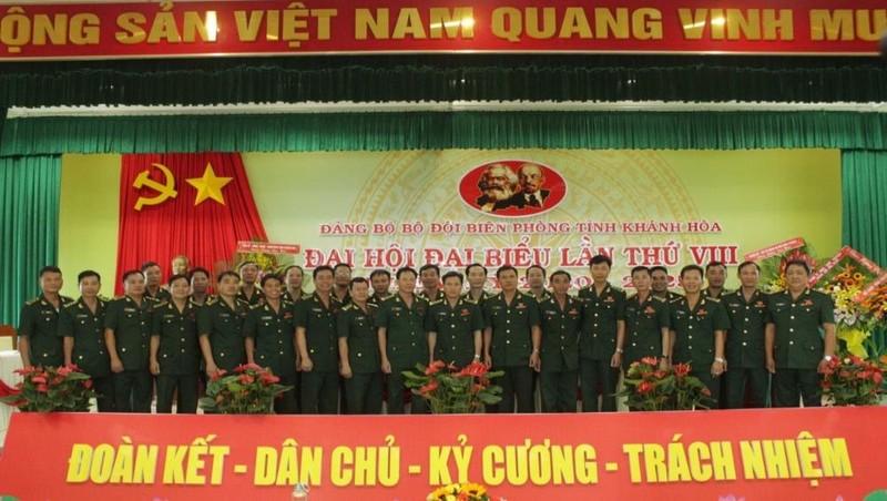 Đại hội đại biểu Đảng bộ BĐBP tỉnh Khánh Hòa lần thứ VIII thành công tốt đẹp.