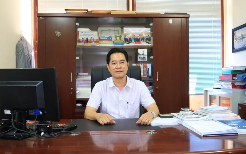 Ông Nguyễn Thành Hải - Giám đốc Sở KH&ĐT tỉnh Bình Định.