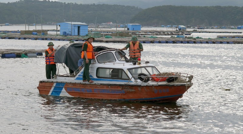 Phú Yên tập trung ứng phó khẩn cấp với bão số 9