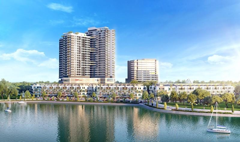 Hacom Mall tiên phong kiến tạo chuẩn sống mới cho cư dân thượng lưu tại Ninh Thuận.