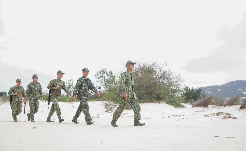 Bộ đội Biên phòng tỉnh Khánh Hòa tăng cường bảo vệ địa bàn dịp Tết