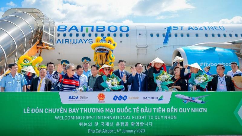 Năm 2020, Bình Định thu hút được 5 dự án FDI, với tổng vốn đăng ký hơn 12,9 triệu USD