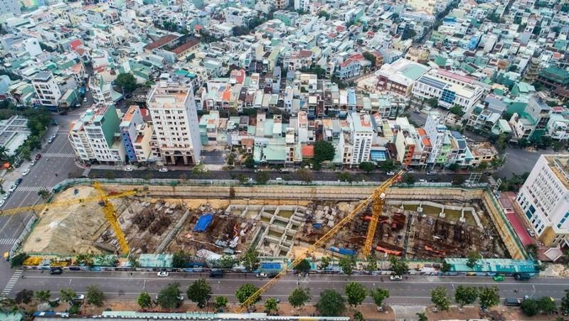 Dự án I-Tower Quy Nhơn chưa đủ điều kiện bán nhà ở.