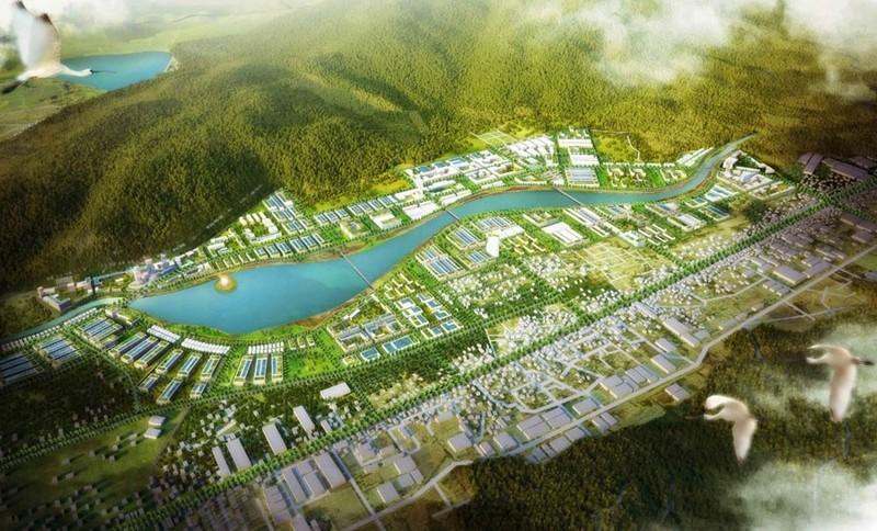 4 dự án với tổng vốn gần 12.000 tỷ đồng lấp đầy quy hoạch Khu đô thị Long Vân (Bình Định)