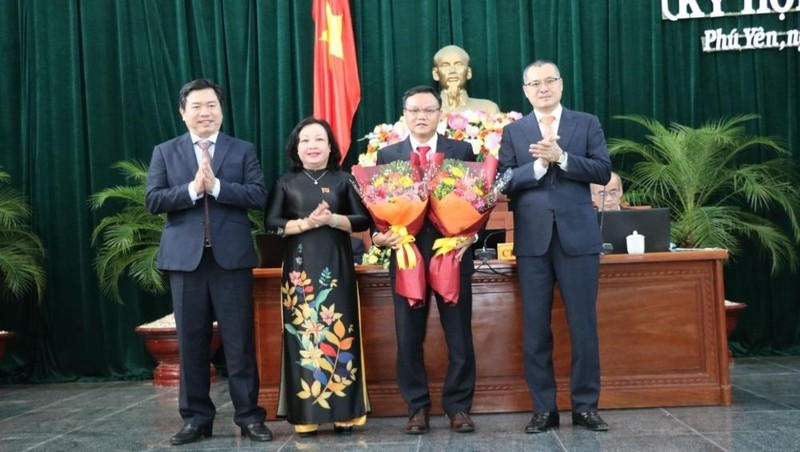 HĐND tỉnh Phú Yên bầu bổ sung Phó Chủ tịch UBND tỉnh