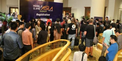 Lần đầu tiên Game Mobile Asia 2015 tổ chức tại Việt Nam
