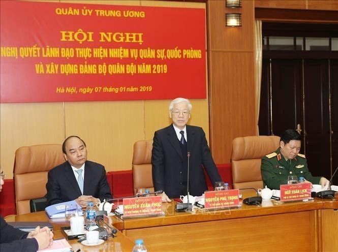 Tổng Bí thư, Chủ tịch nước: Xử lý quyết liệt tiêu cực trong quản lý, sử dụng đất quốc phòng