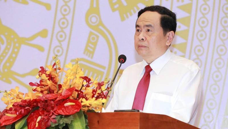 Công tác tham mưu cho Đảng của MTTQ Việt Nam ngày càng có chiều sâu