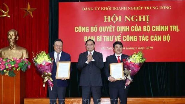 Ông Y Thanh Hà Niê Kđăm giữ chức Bí thư Đảng ủy Khối Doanh nghiệp Trung ương
