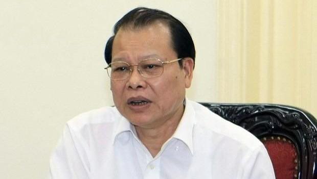 Ông Vũ Văn Ninh.