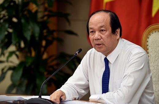 Chủ nhiệm VPCP Mai Tiến Dũng  đề nghị phải thay đổi nhận thức trong việc triển khai gửi, nhận văn bản điện tử.