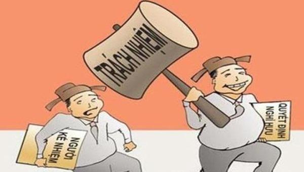 Dừng giải quyết thủ tục hưởng hưu trí nếu phát hiện có vi phạm pháp luật