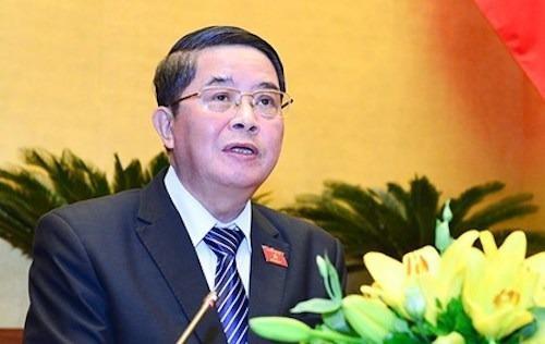 Chủ nhiệm Ủy ban Tài chính - Ngân sách của Quốc hội Nguyễn Đức Hải đề nghị cần phân biệt giảm doanh thu trong từng trường hợp cụ thể.