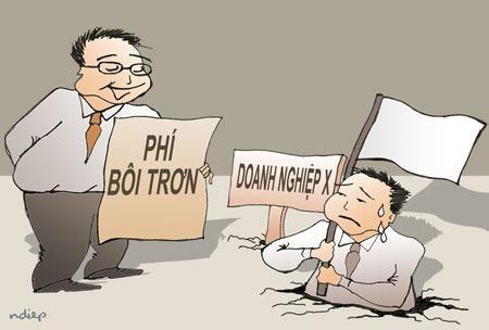 """46/63 tỉnh có công chức gợi ý người dân nộp thêm tiền """"bôi trơn"""""""