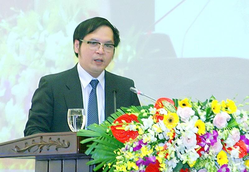 Ông Tô Hoài Nam, Phó Chủ tịch Thường trực kiêm Tổng Thư ký Hiệp hội DN nhỏ và vừa.