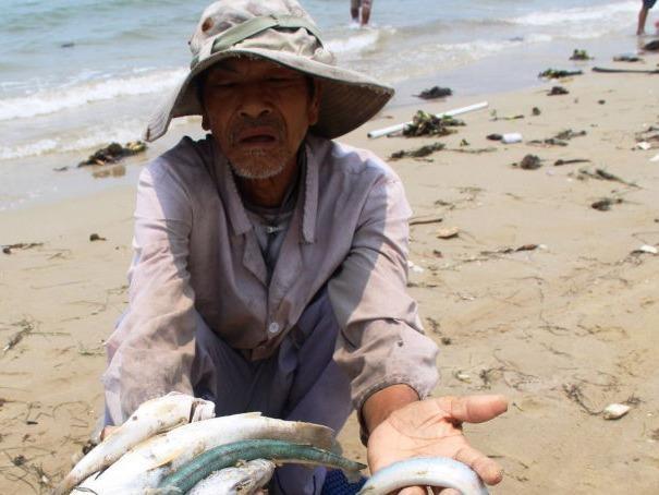 10 tỷ đồng ủng hộ các ngư dân- đậm tình miền Trung