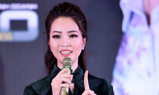 Á hậu Thụy Vân ham học, Nhà thiết kế Hoài Nam kể chuyện vỡ nợ