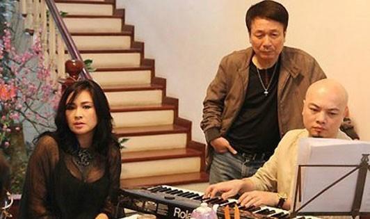 Phú Quang: 'Thanh Lam hết 'điên' thì đến hát'