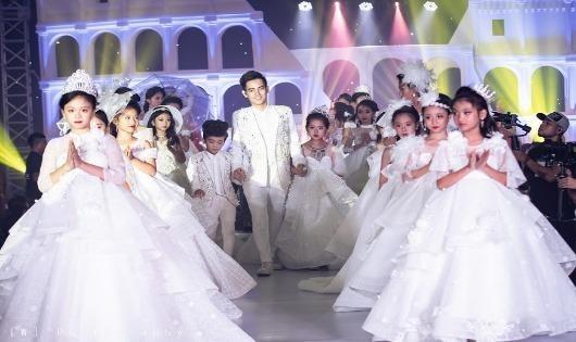 300 người mẫu nhí tham gia Tuần lễ thời trang trẻ em quốc tế Việt Nam