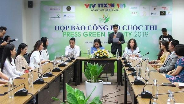 'Press Green Beauty' -  Cuộc thi tôn vinh sắc đẹp, tài năng nữ nhà báo Việt