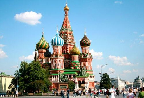 'Nước Nga 2020 - EURO như một món quà'