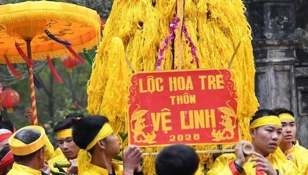 Đề nghị dừng tất cả các lễ hội, kể cả đã khai mạc tại các tỉnh công bố dịch