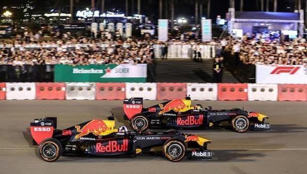 Tổng Cục Du lịch đẩy mạnh quảng bá, xúc tiến du lịch với giải đua Formula 1