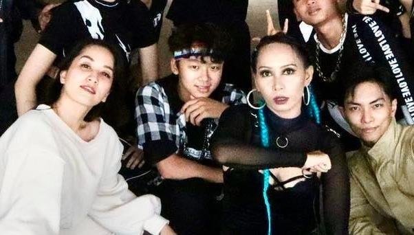 Khánh Thi 'làm mới' vũ đạo bài hit của BTS bằng dance sport