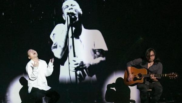 Cố nghệ sĩ Trần Lập bỗng xuất hiện tại ''Cơn mưa tháng 5'