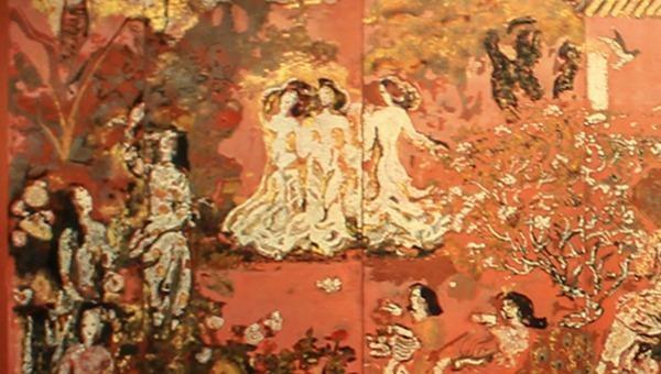 Danh họa Nguyễn Gia Trí và những tác phẩm để đời
