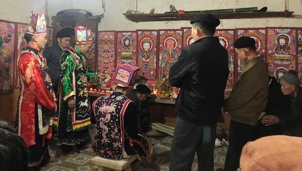 Bảo tồn nét đẹp nghi lễ cấp sắc của dân tộc Dao