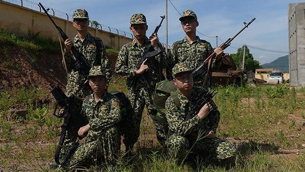"""Nâng cao hình ảnh Quân đội Nhân dân Việt Nam qua """"Xạ thủ đua tài"""""""