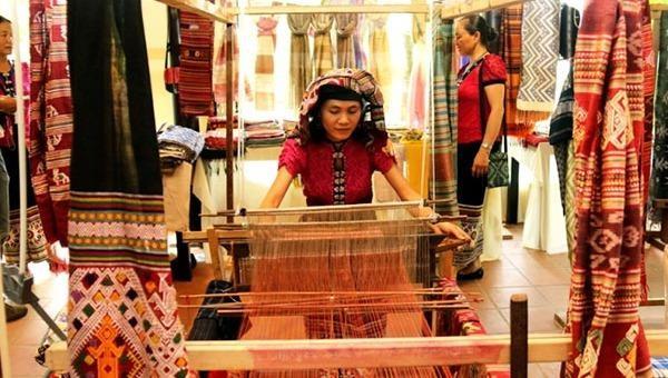 15 tỉnh tham gia Lễ hội văn hóa thổ cẩm Việt Nam 2020