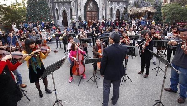 Hòa nhạc Hạnh phúc đón chào năm Tân Sửu