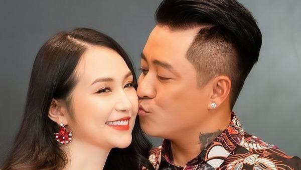 Tuấn Hưng cám ơn Hương Baby qua nụ hôn ngọt ngào