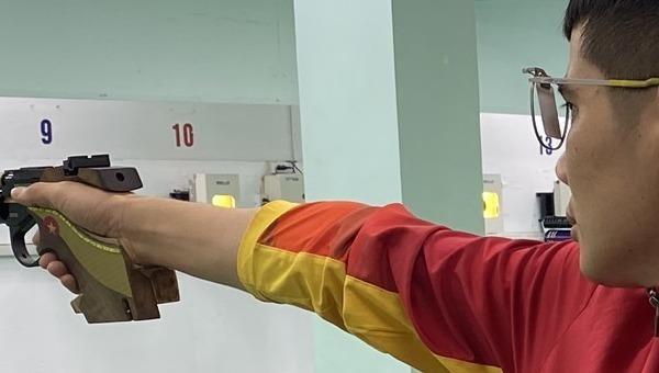 Treo thưởng 100 triệu đồng cho xạ thủ giành vé dự Olympic