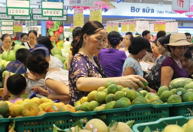 Rau quả xuất khẩu tiếp tục tăng trưởng ấn tượng