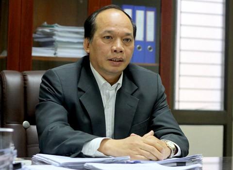 Thứ trưởng Bộ NN&PTNT Vũ Văn Tám