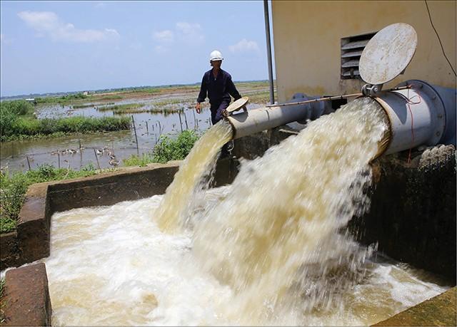 Bộ NN&PTNT đề nghị người dân sử dụng nước tiết kiệm, không để phát sinh yêu cầu các hồ chứa thủy điện xả thêm nước