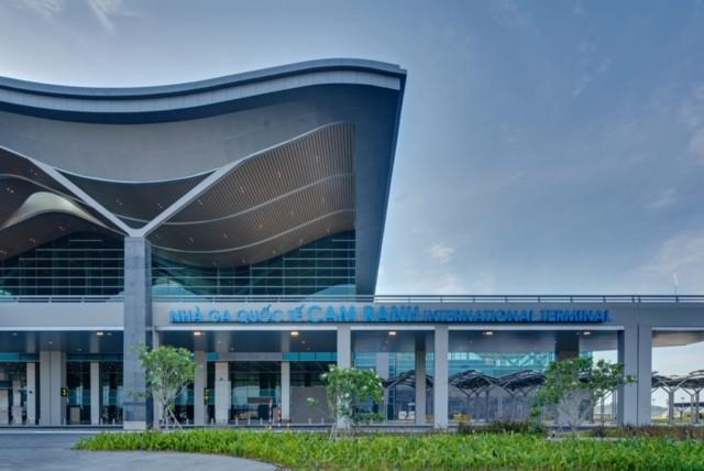 Nhà ga quốc tế Cam Ranh đi vào hoạt động