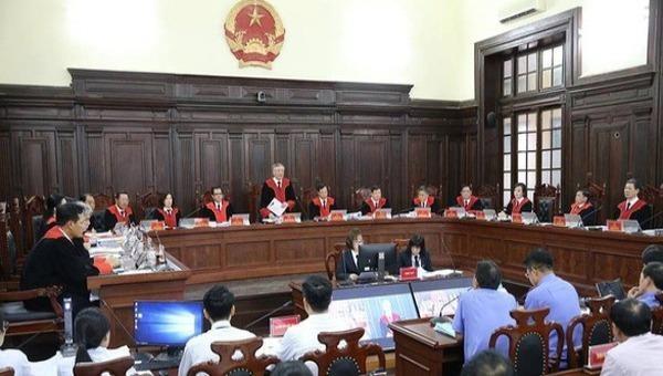 Điều kiện nào để được công nhận Thẩm phán mẫu mực?