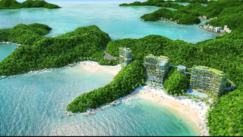 Flamingo Cat Ba Resorts - nối dài sắc xanh tạo hóa