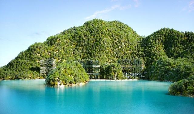 5 điểm nhấn của tổ hợp nghỉ dưỡng 5 sao trên đảo Cát Bà