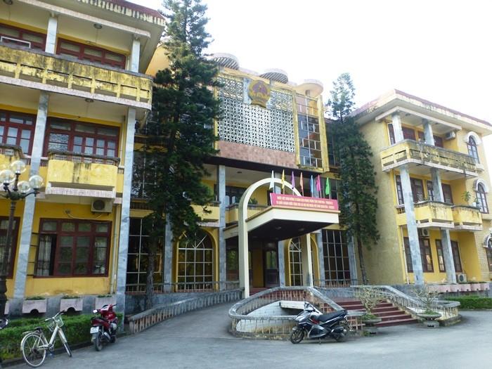 Trụ sở UBND huyện Thường Tín