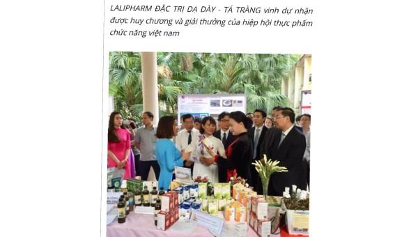 Dạ dày Lalipharm:  Lợi dụng hình ảnh Chủ tịch Quốc hội để quảng cáo lừa dối người tiêu dùng