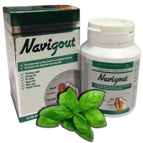 """Cảnh báo sản phẩm Navigout quảng cáo lừa dối người tiêu dùng như """"đá ném ao bèo"""""""