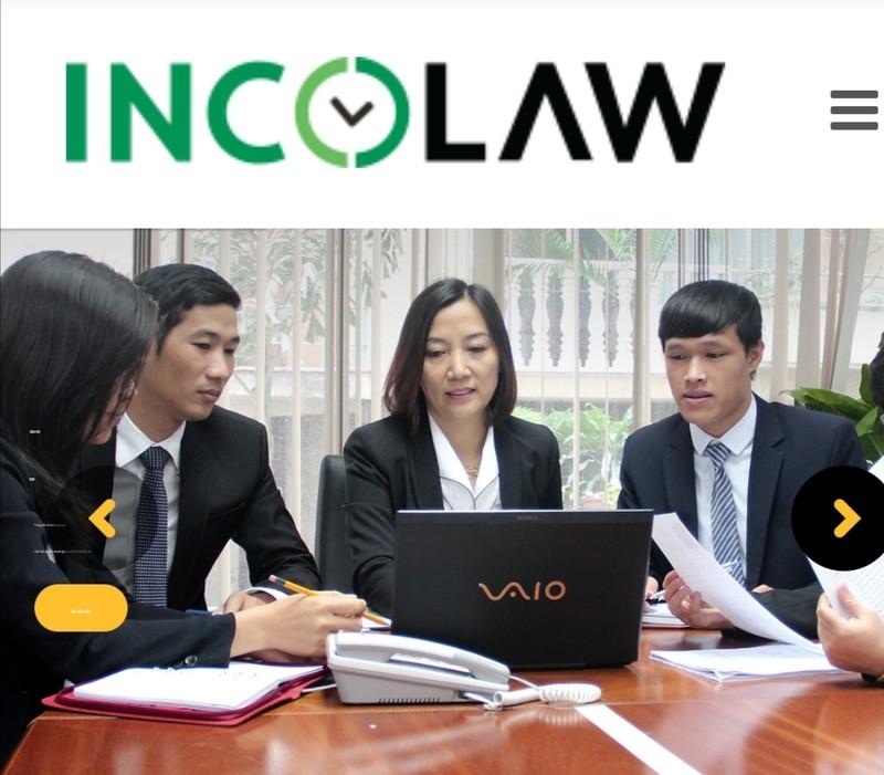 """Nhãn hiệu """"ICOLAW"""" của Công ty Tư vấn ICOLAW và Công ty Luật INCOLAW bị cho là có dấu hiệu xâm phạm quyền sở hữu trí tuệ."""