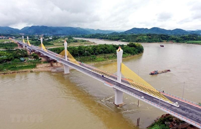 Cầu Tình Húc - Tuyên Quang đảm bảo an toàn khai thác theo thiết kế
