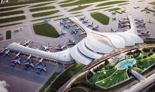 Trưng bày 9 đồ án thiết kế sân bay Long Thành lấy ý kiến người dân